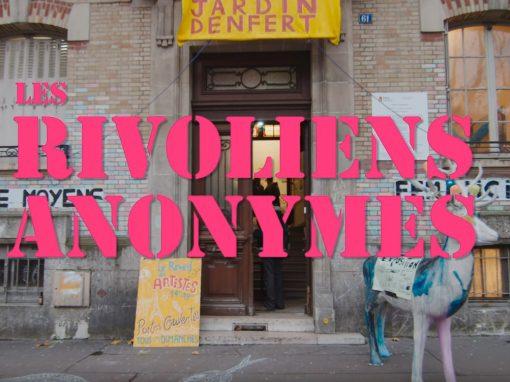 Les Rivoliens Anonymes au Jardin Denfert – Décembre 2019