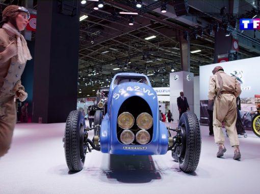 Salon de L'auto 2018 – TF1 Samsung